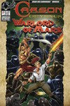 Carson of Venus Warlord of Mars #1 Warriors Cover Mesarcia