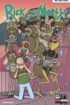 Rick & Morty #1 (50 Issues Special Variant)