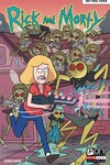 Rick & Morty #2 (50 Issues Special Variant)
