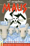 Maus A Survivor's Tale TPB Vol. 02 - And Here My Troubles Began
