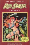 Adventures Of Red Sonja TPB Vol. 01
