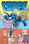 Capes Vol 1 TPB Punching The Clock