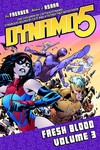 Dynamo 5 TPB Vol. 03 Fresh Blood