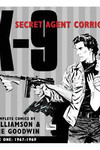 X-9 Secret Agent Corrigan HC Vol. 1