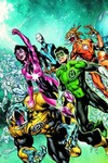 Green Lantern HC Rise of the Third Army