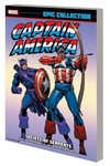 Captain America Epic Collection Society Serpents TPB