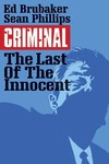Criminal TPB Vol. 06 Last of the Innocent