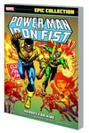 Power Man And Iron Fist Epic Collection TPB Heroes For Hire