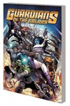 Guardians of the Galaxy TPB Guardians of Infinity