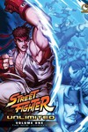 Street Fighter Unlimited HC Vol. 01 New Journey