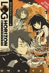 Log Horizon Light Novel Vol. 05 Sunday In Akiba