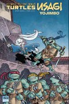 14. Teenage Mutant Ninja Turtles Usagi Yojimbo HC Ed