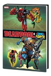 Deadpool and X-Force Omnibus HC