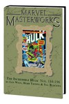 Marvel Masterworks Incredible Hulk HC Vol. 11 Dm Variant Ed 252