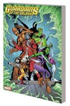 Guardians of the Galaxy Mother Entropy TPB
