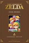 Legend Of Zelda Legendary Ed GN Vol. 05 Four Swords