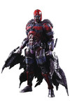 Marvel Universe Variant Play Arts Kai Magneto Action Figure