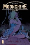 Moonshine #12 (Cover B - Pope)
