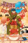Mister Miracle #10 (of 12) (Gerads Variant)