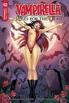 Vampirella Roses for Dead #2 (of 4) (Cover B - Tucci)