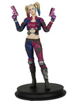 DC Injustice Harley Quinn Pink Costume Previews Exclusive Deluxe Statue