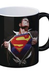 DC Heroes Masterworks Collection Superman Ceramic Mug