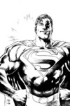 Superman #1 (Black & White Variant)