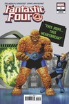 Fantastic Four #1 (Cassaday Variant Cover)