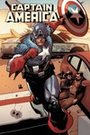 Captain America #1 2nd Printing