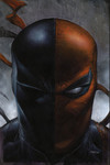 Deathstroke #45 (Card Stock Variant) Year of the Villain: The Offer Tie-In