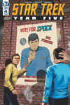 Star Trek Year Five #4 (Cover A - Thompson)