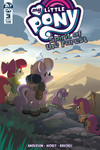 My Little Pony Spirit of the Forest #3 (of 3) (Cover B - Fleecs)