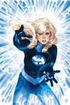 Invisible Woman #1 (of 5) (2nd Printing)