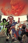 Avengers #21 (2nd Printing)