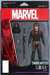 Sword Master #1 (Christopher Action Figure Variant)