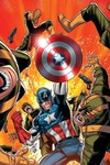 Captain America Invaders Bahamas Triangle #1 (Lim Variant)