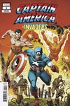 Captain America Invaders Bahamas Triangle #1 (Zircher Variant)