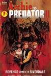 Archie vs Predator 2 #1 (of 5) (Cover A - Hack)