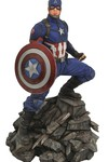 Avengers: Endgame - Captain America Statue - Marvel Movie Premier Collection