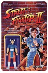 Street Fighter Chun Li Reaction Figure