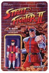 Street Fighter M Bison Reaction Figure