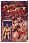 Street Fighter Zangief Reaction Figure