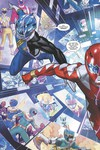 Mighty Morphin Power Rangers #41 (FOC Mora Variant)