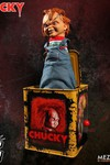 Burst a Box Scarred Chucky