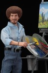 "Bob Ross - 8"" Clothed Action Figure - Bob Ross"
