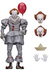 IT Ultimate Pennywise (2017) 7-Inch Action Figure