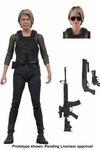 "Terminator Dark Fate (2019) - 7"" Scale Action Figure - Sarah Connor"