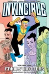 Invincible TPB Vol. 1 Family Matters (Current Printing)