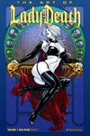 Art Of Lady Death HC Vol. 01 Sdcc Ed