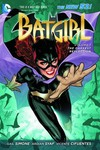 Batgirl TPB Vol. 01 The Darkest Reflection